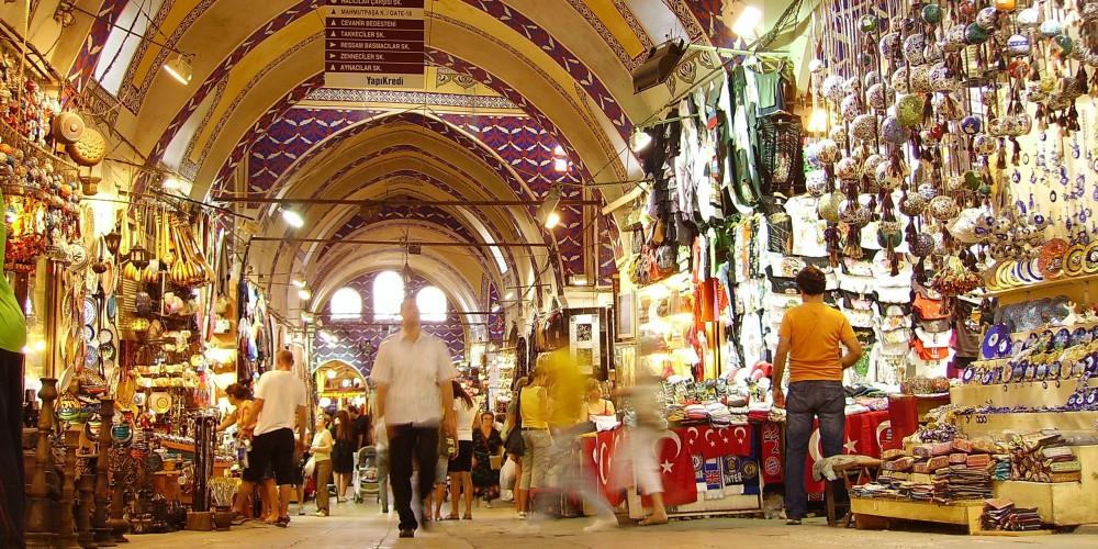Nómada - Gran Bazar